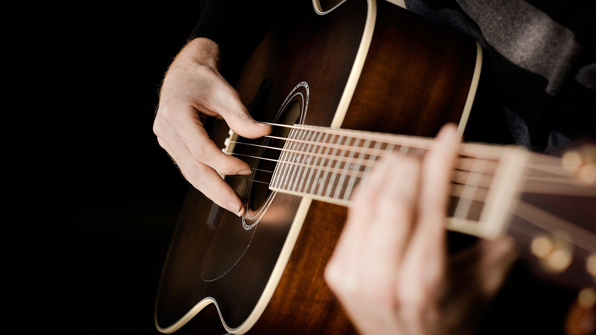 Курс по гитаре. Продвинутый уровень
