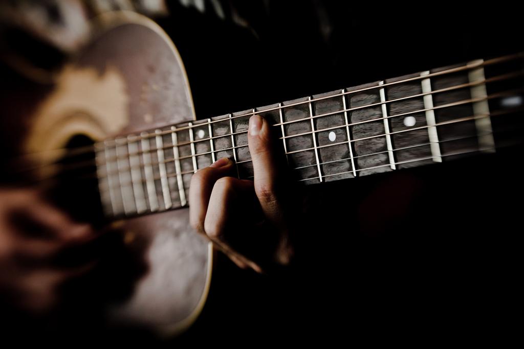 Курс по гитаре. Средний уровень