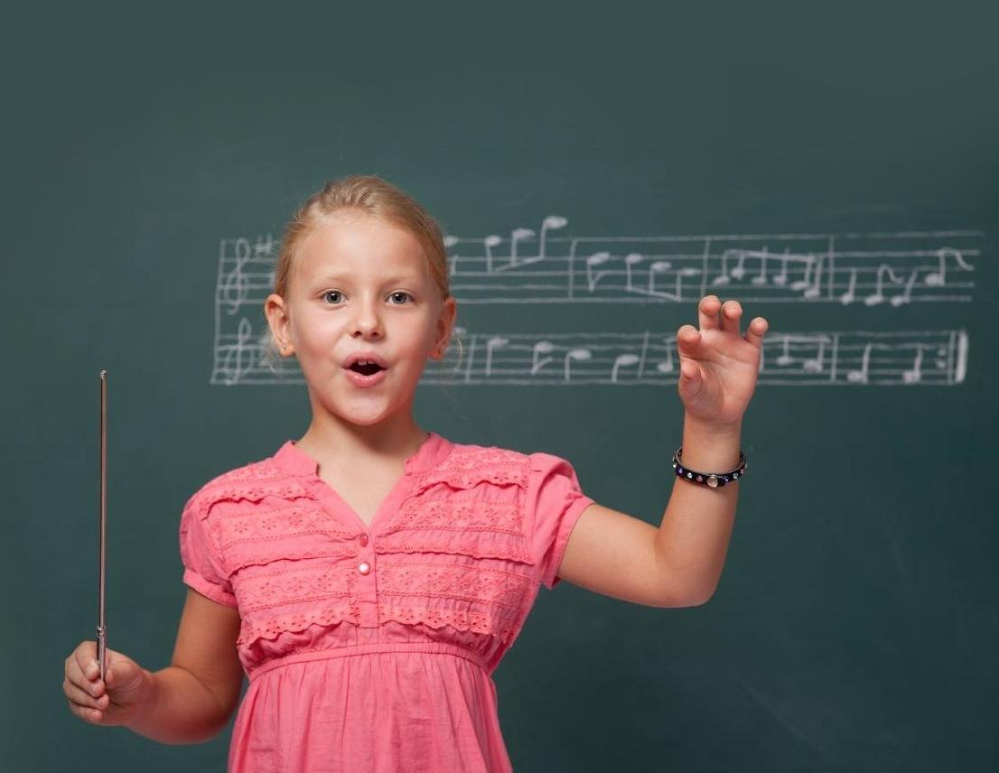 Курс для детей от 5-10 лет «Жить вместе с музыкой»